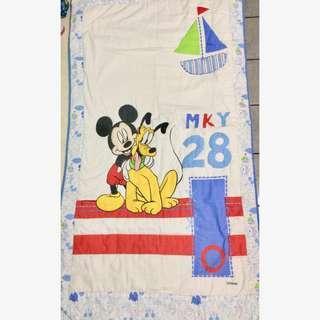 Disney Baby Comforter Reversible Design