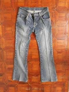 Jag Blue Flared Jeans
