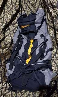 vertikal glacier backpack roughly 70 litre
