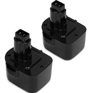 Replacement Battery for Black & Decker PS130 FireStorm A9252