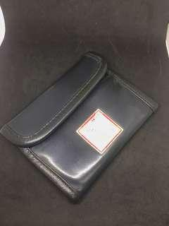 Luggage Label Wallet