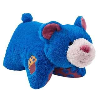Pillow Pets Sweet Scented Pets - Blueberry Muffin Bear, Blueberry Muffin Scented Stuffed Aniaml Plush Toy