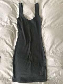 Cotton On Bodycon Ribbed Dress