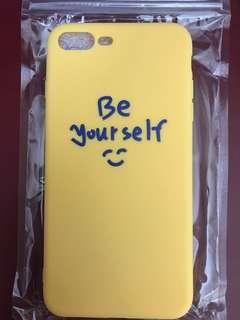 """iPhone 7 Plus """"Be Yourself"""" Casing"""