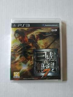 真三國無雙7 PS3 Shin Sangoku Musou