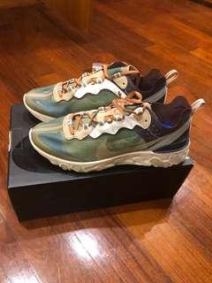 🚚 Nike React Element 87 x undercover