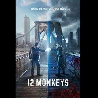 [Rent-TV-SERIES] 12 MONKEYS Season 2 (2016) [MCC001]