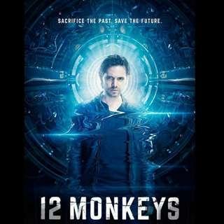 [Rent-TV-SERIES] 12 MONKEYS Season 4 (2018) [MCC001]