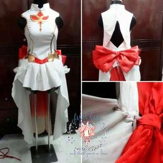 Cosplay Maker - Rose Cosplay Costume - Tales Of Zestiria sample costume
