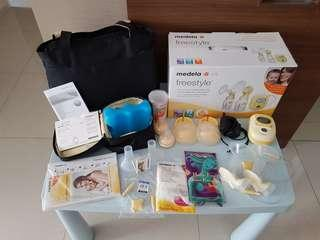 Medela- Freestyle- Breast Pump