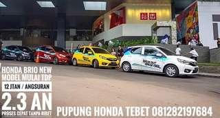 Honda brio 12 jt