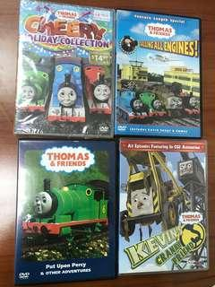 Thomas & Friends DVD