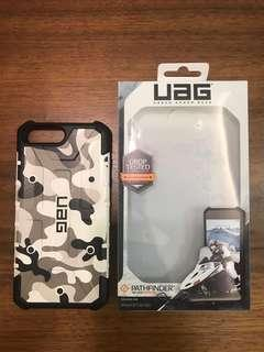 iPhone  6S+/7+/8+ UAG Pathfinder Camo Special Edition Casing