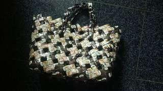 Tas Bungkus Kopi Handmade Fashion Unik Limited Termurah