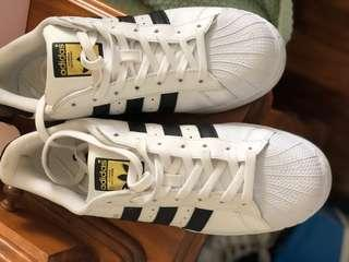 Adidas womens sneakers size 9