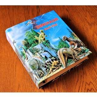 🚚 Dinosaur Fact File Encyclopedia