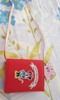 Minnie mouse sling bag