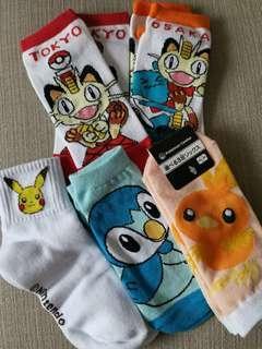 🚚 BN Pokemon Socks