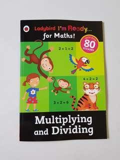 Ladybird I'm ready for maths!