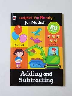 Ladybird I'm ready for Maths! Adding and subtracting