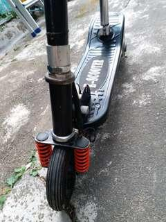 chargeable scooter電動滑板車