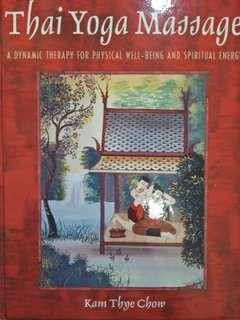 Thai Yoga Massage ( Hardcover)