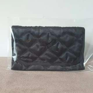 NaRaYa Small Travel Cosmetic Makeup Pouch with Mirror (great as Christmas gift)