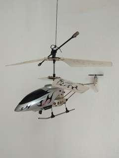 Vantage Helicopter toy not working for display only