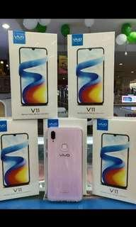 Vivo V11 new Cicilan tanpa CC bunga 0%