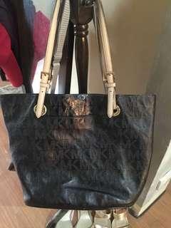 Michael Kors Patent Tote Bag