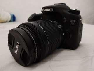 Canon DSLR EOS 70D