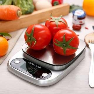 高精密廚房電子秤/電子磅/電子稱/High Precision Electronic Kitchen Food Scale