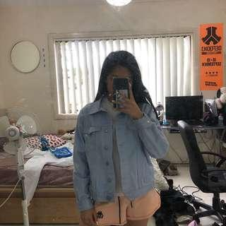 Glassons cropped denim jacket