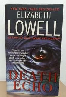 Elizabeth Lowell' Death Echo