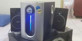 Edifier M3100SF Speakers theatre hifi