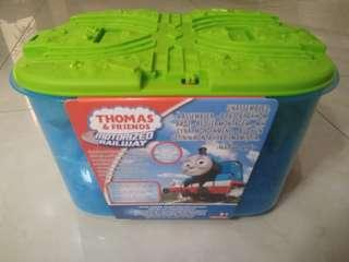 Thomas and his friend