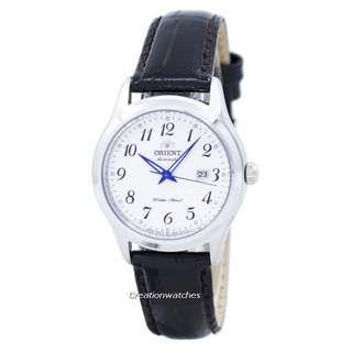 🚚 Orient Automatic NR1Q00BW Women's Watch