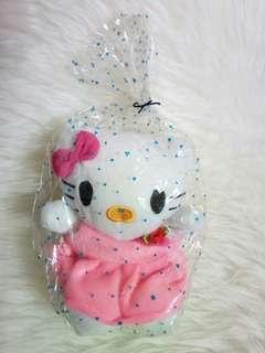 Boneka Hello Kitty (Tinggi 18.5cm)