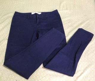 Giordano tapered pants