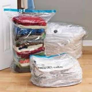 10 Vaccum Storage bag Brand new