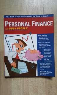 Personal Finance for Busy People