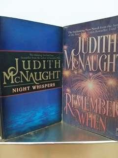 Judith McNaught' Remember When