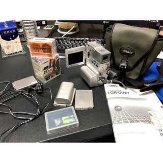 Victor JVC GR-DVX7 Mini DV 數位攝影機