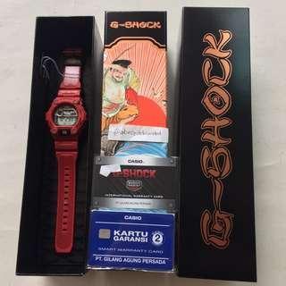 gshock G-7900SLG-4 SHICHI-FUKU-JIN Series