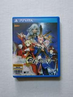 Fate Extella PS Vita PSV