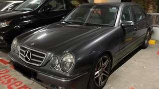Mercedes E200 Masterpiece