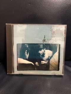 王杰 流浪的心 CD