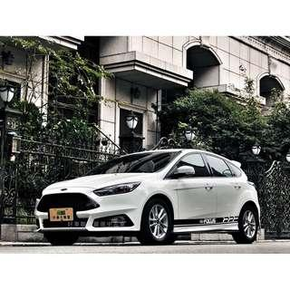 2017年 FOCUS 1.5T 全車系3500元交車,外縣市可配合當日過戶交車