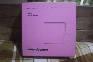 TWICE - TWICETAGRAM (A VERSION)