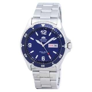 🚚 Orient Mako II Automatic 200M FAA02002D9 Men's Watch